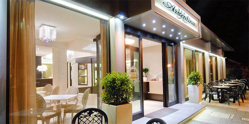 Hotel Argentina Senigallia